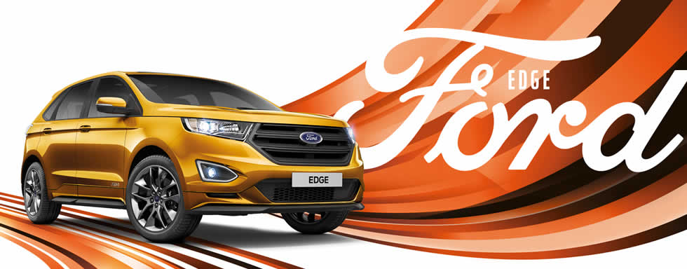 Noul Ford Edge